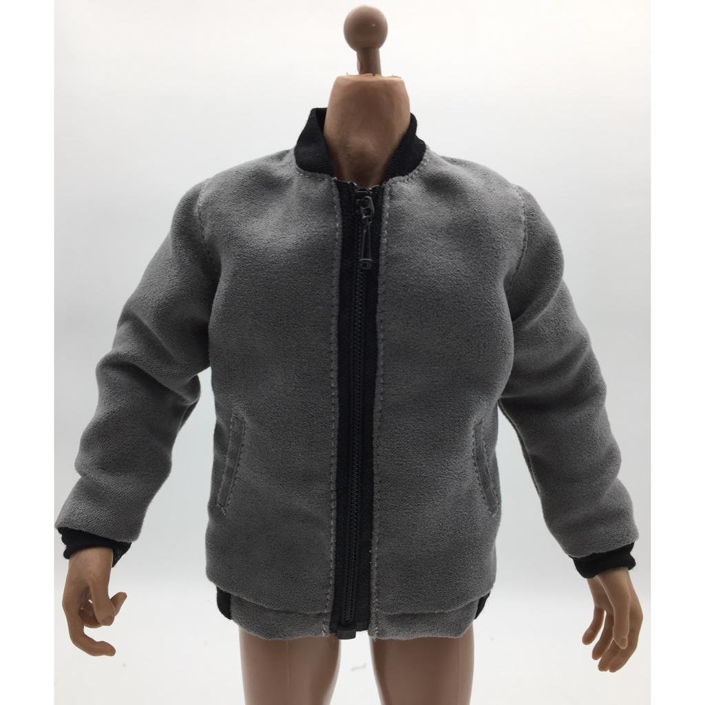 1-6-Scale-Jacket-Hoodie-T-shirt-Jeans-Accessories-for-12-039-039-Figure-Hot-Toys miniature 39