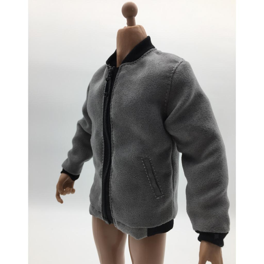 1-6-Scale-Jacket-Hoodie-T-shirt-Jeans-Accessories-for-12-039-039-Figure-Hot-Toys miniature 40