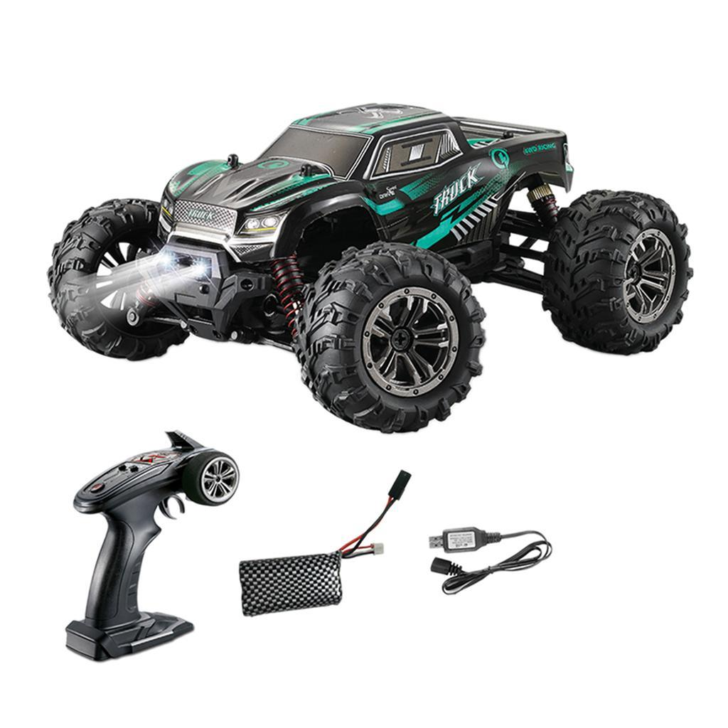 1-20-RC-Vehicle-Remote-Control-Monster-Truck-Big-Foot-4WD-Car-Toy-High-Speed thumbnail 7