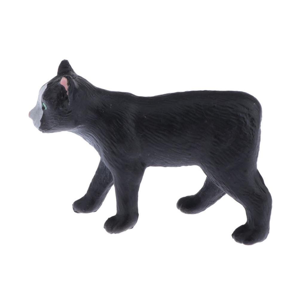 Lifelike-Plastic-Animals-Figurine-Playset-Toys-Models-for-Kids-Collectible thumbnail 19