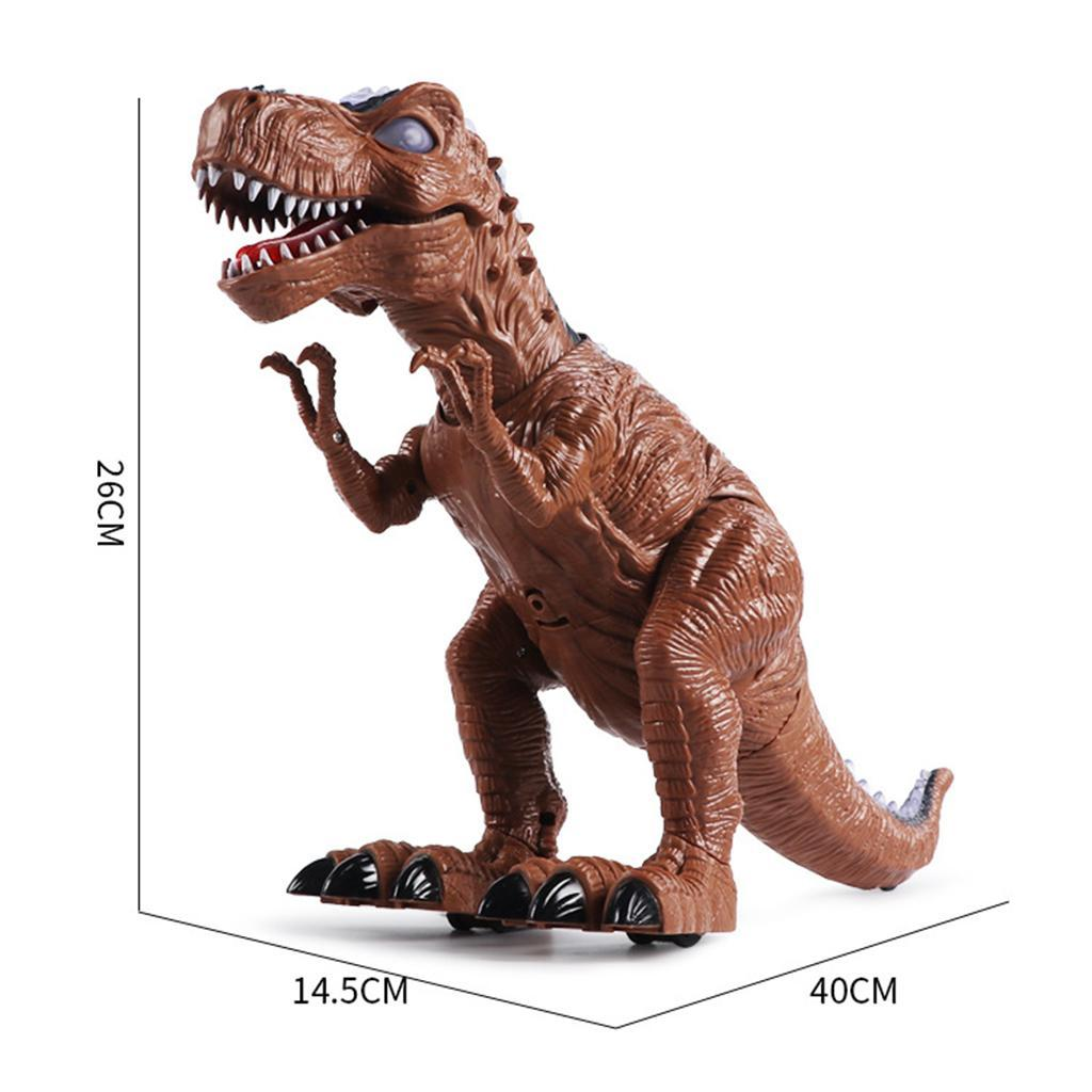 Dinosaur-Model-Figure-Toy-Tyrannosaurus-Model-Explore-the-Unknown-World thumbnail 3