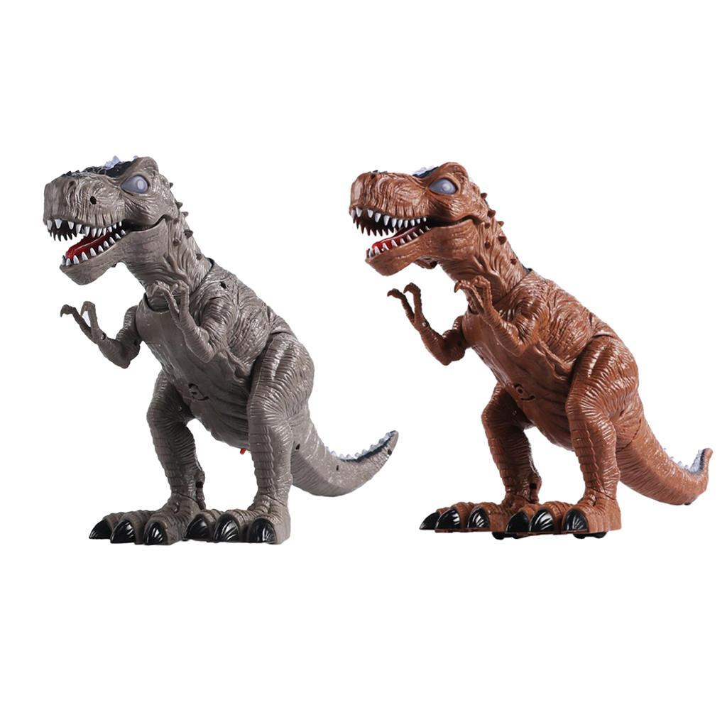 Dinosaur-Model-Figure-Toy-Tyrannosaurus-Model-Explore-the-Unknown-World thumbnail 4