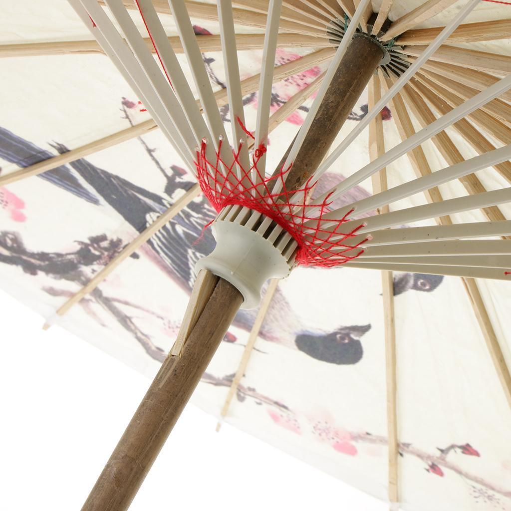Parapluie-Chinois-Parasol-De-Mariage-Maison miniature 11
