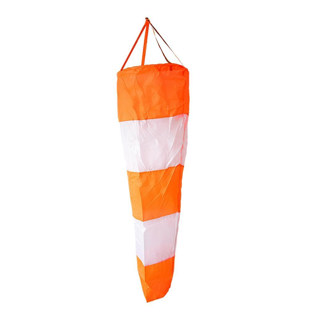 Airport-Aviation-Windsock-Rip-stop-Outdoor-Wind-Measurement-Bag-Bright-Color thumbnail 9