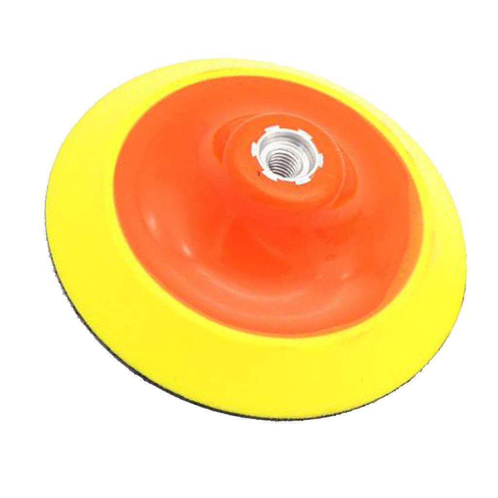 Plastic-Metal-Electric-Rotary-Backing-Plate-Pad-Car-Polishing-Buffing-Pads thumbnail 15