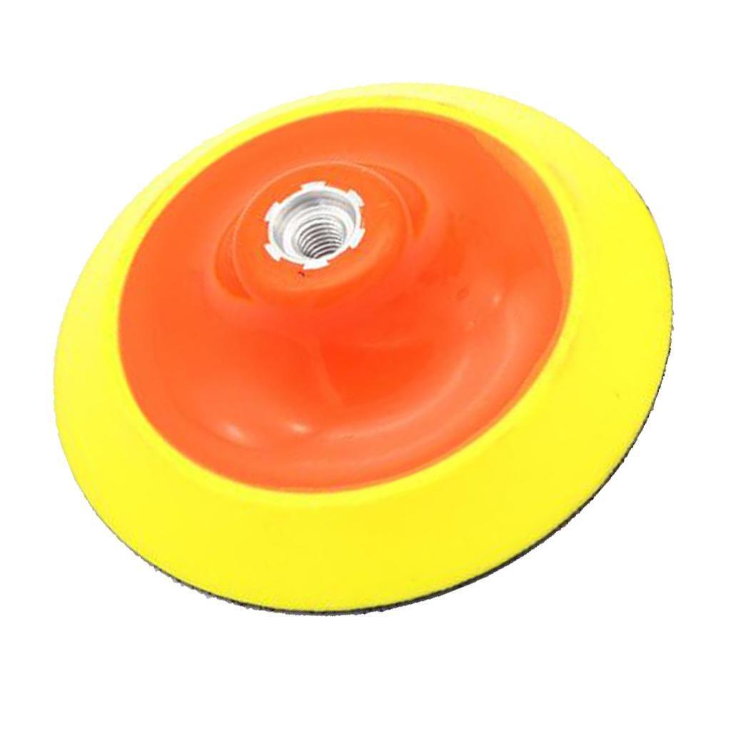 Plastic-Metal-Electric-Rotary-Backing-Plate-Pad-Car-Polishing-Buffing-Pads thumbnail 16