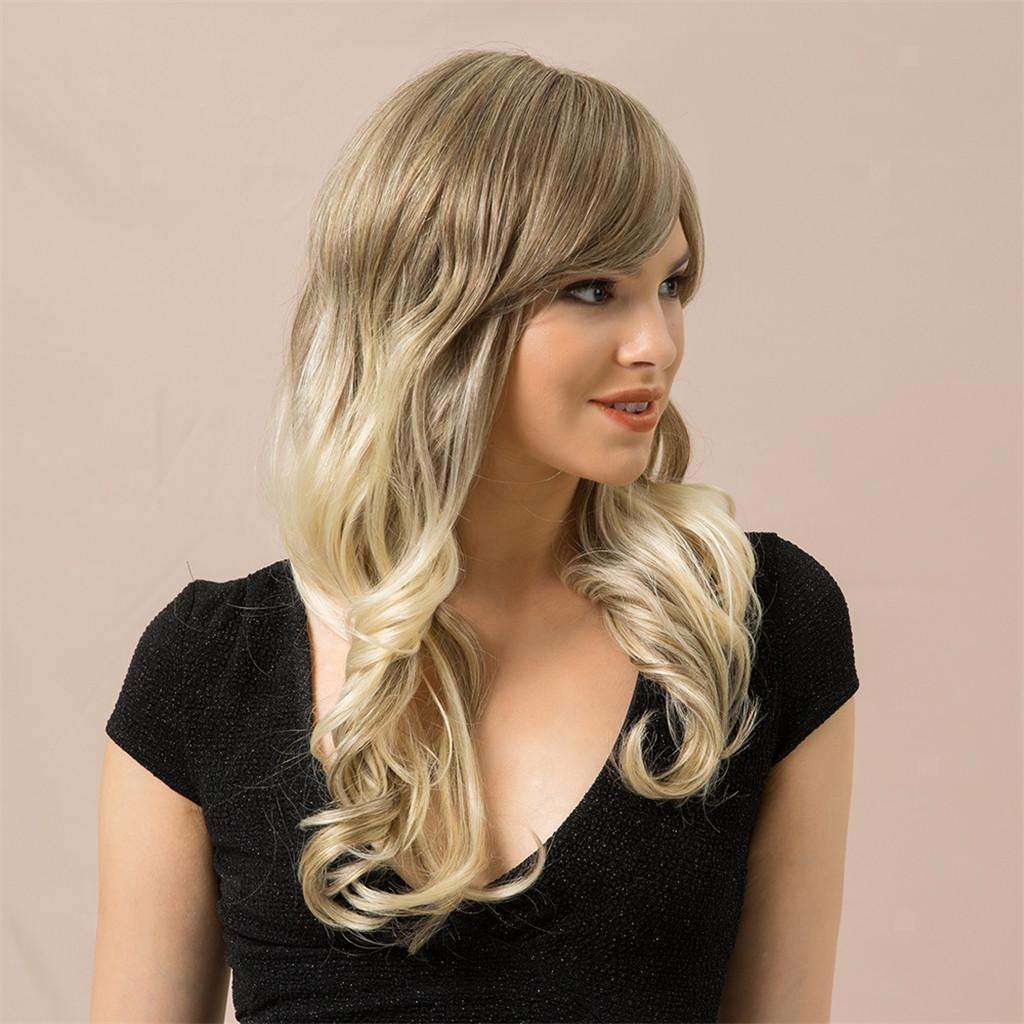Women-Long-Curly-Full-Head-Wig-Natural-Looking-Party-Cosplay-Costume-Wigs thumbnail 16