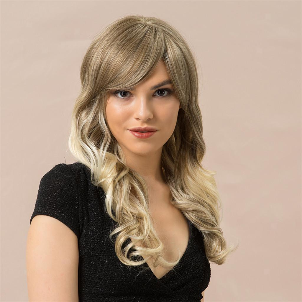 Women-Long-Curly-Full-Head-Wig-Natural-Looking-Party-Cosplay-Costume-Wigs thumbnail 17