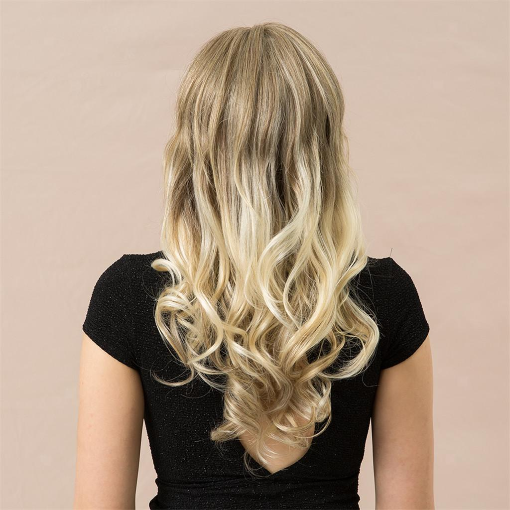 Women-Long-Curly-Full-Head-Wig-Natural-Looking-Party-Cosplay-Costume-Wigs thumbnail 11