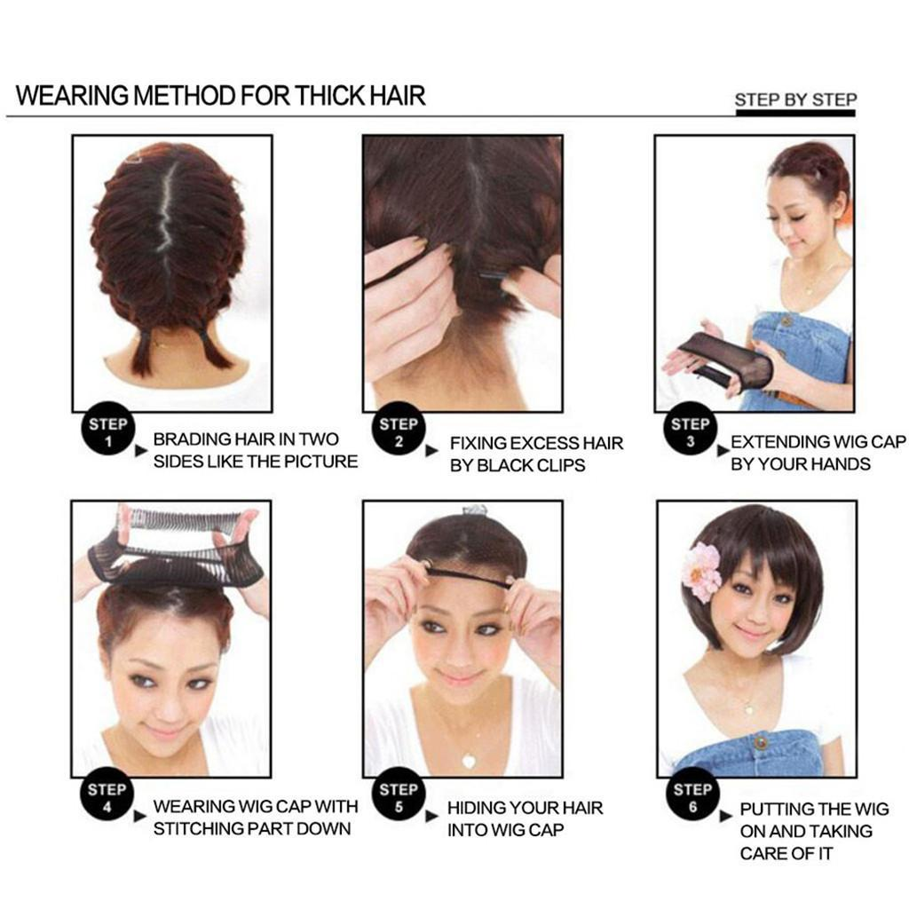 Women-Long-Curly-Full-Head-Wig-Natural-Looking-Party-Cosplay-Costume-Wigs thumbnail 13