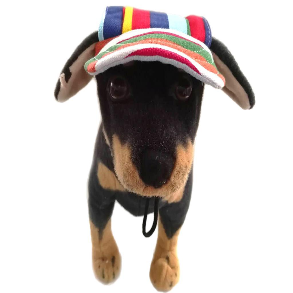 Pet-Dog-Puppy-Baseball-Visor-Hat-Peaked-Cap-Sunbonnet-Outdoor-Topee-Summer-PICK thumbnail 14