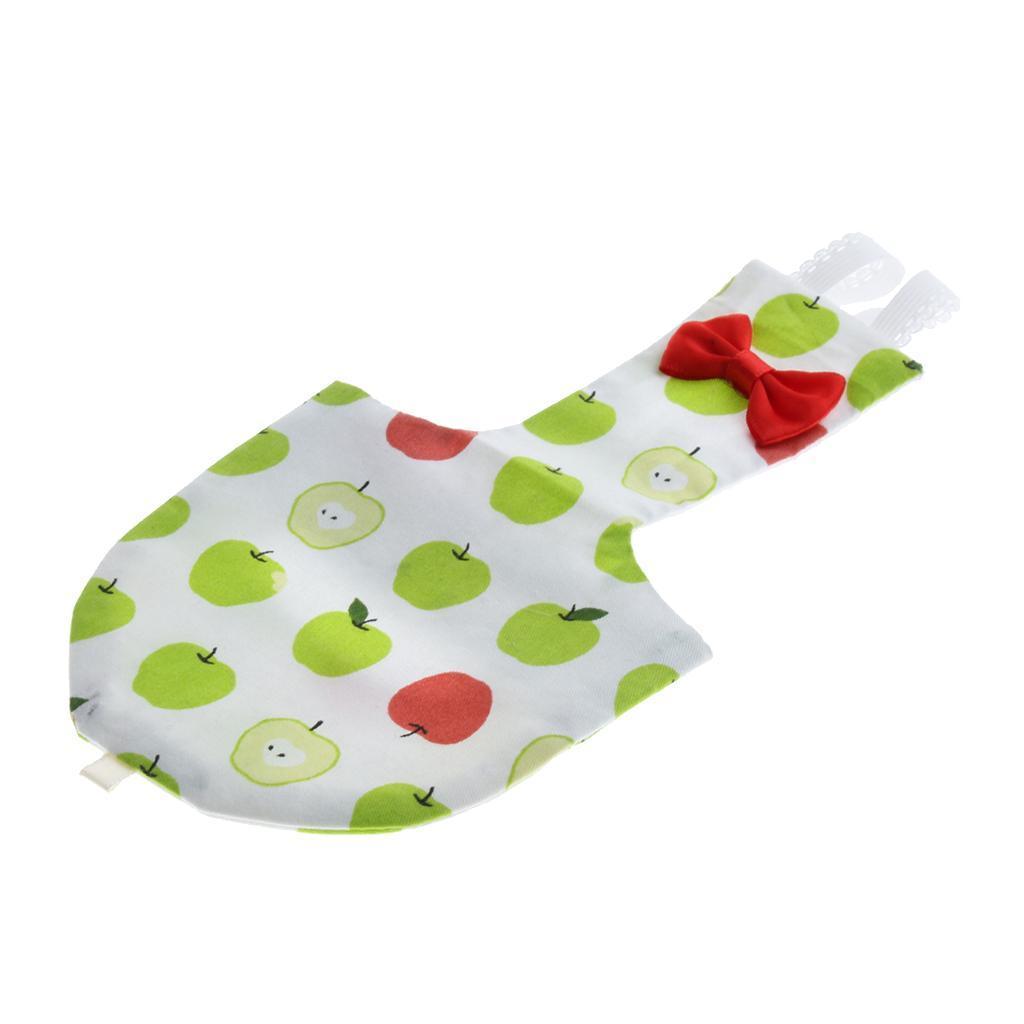 Pappagallo-tessuto-sanitario-di-strato-pappagallo-igienico-riutilizzabile miniatura 4