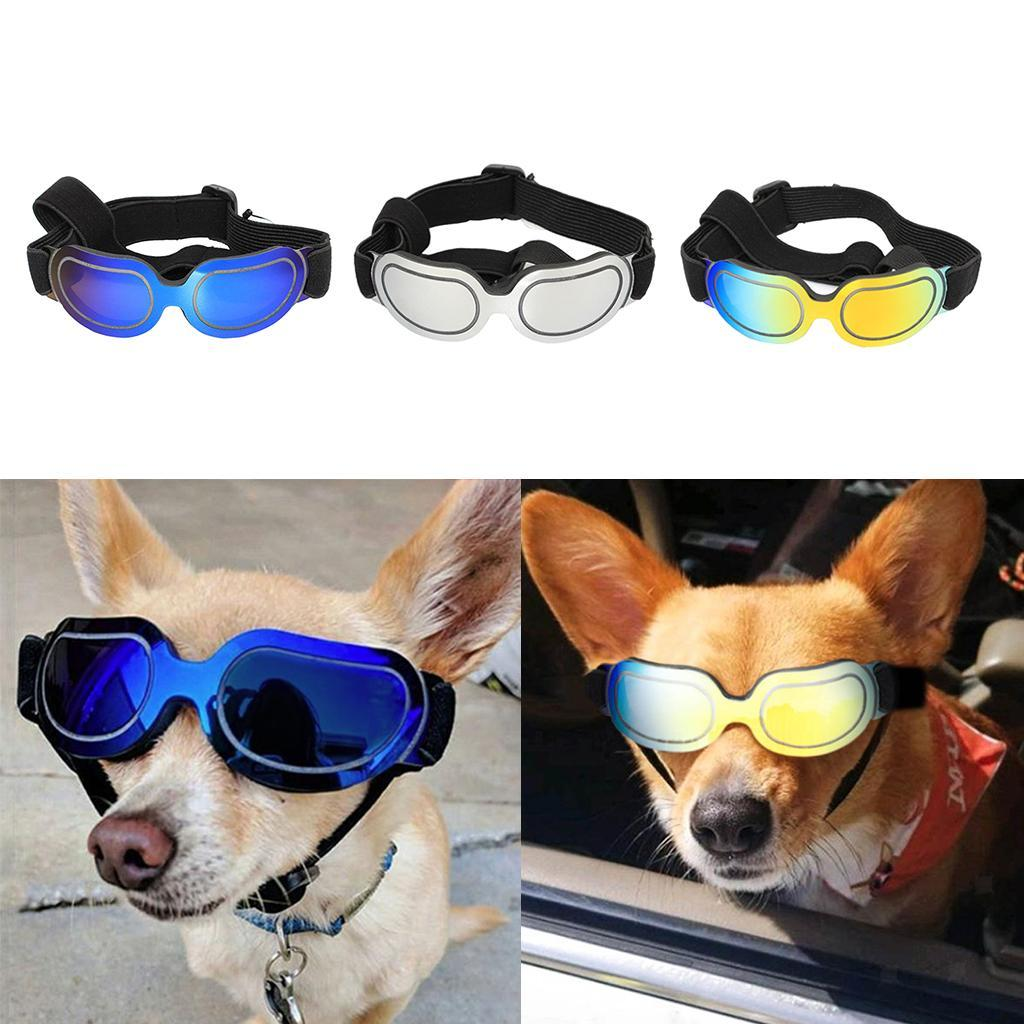 1-Pcs-UV-Protection-Windproof-Sunglasses-Suit-for-Pet-Dogs-Puppies thumbnail 3