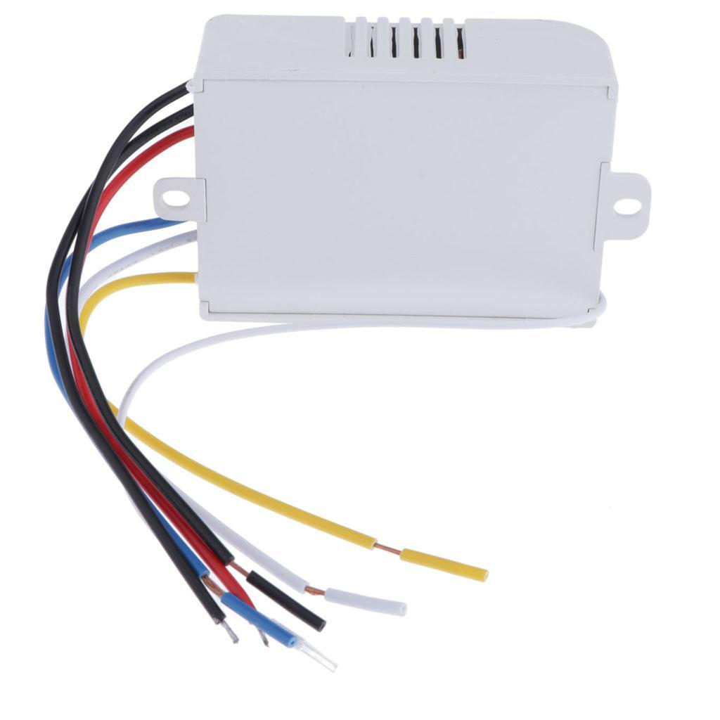 Remote Control Light Switch Kit Lighting Fixture for ...