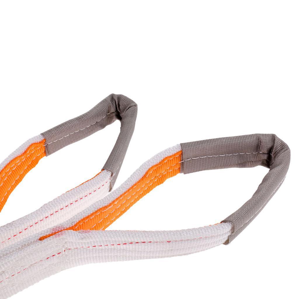 Lifting-Sling-Imbracatura-di-Sollevamento-Di-Doppio-Strato-Fibra-di miniatura 20