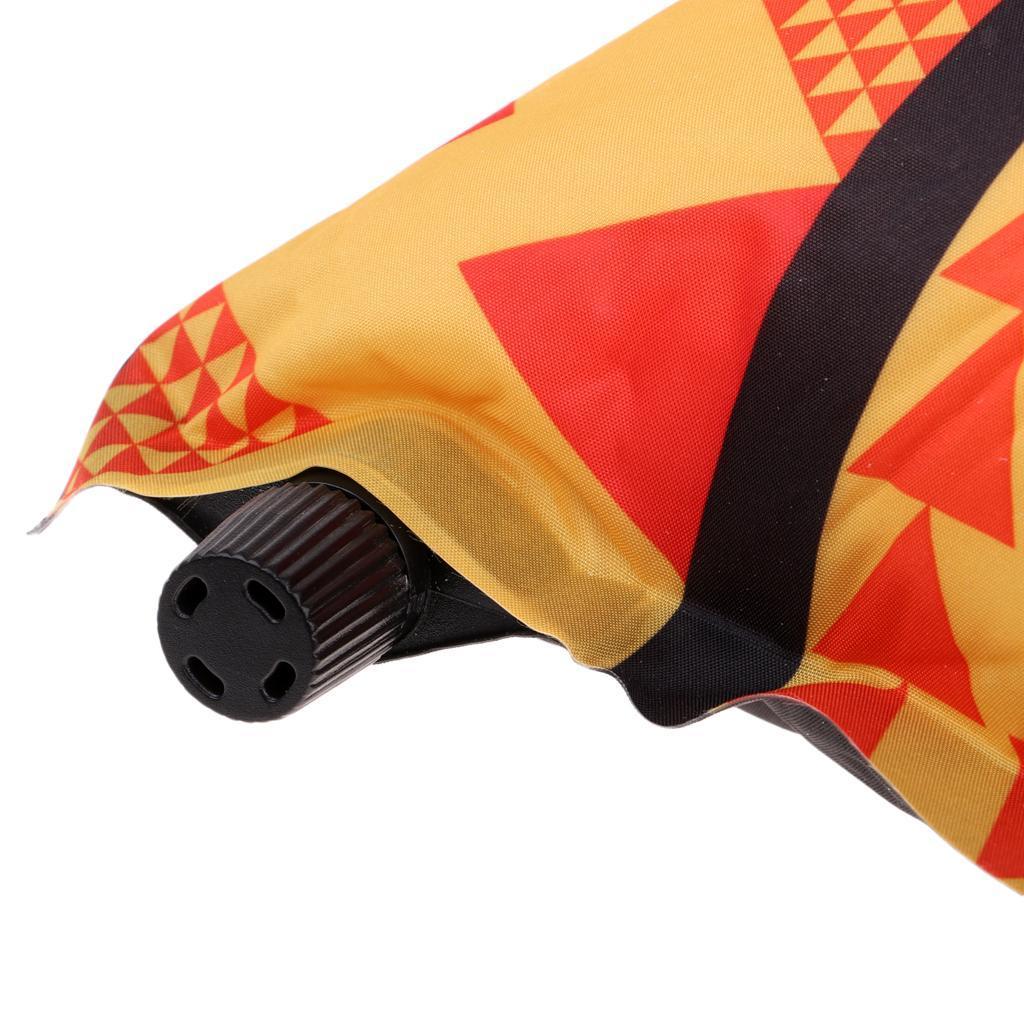 Portatile-Ultra-Leggero-Confortevole-Morbido-Auto-gonfiabile-Campeggio miniatura 9