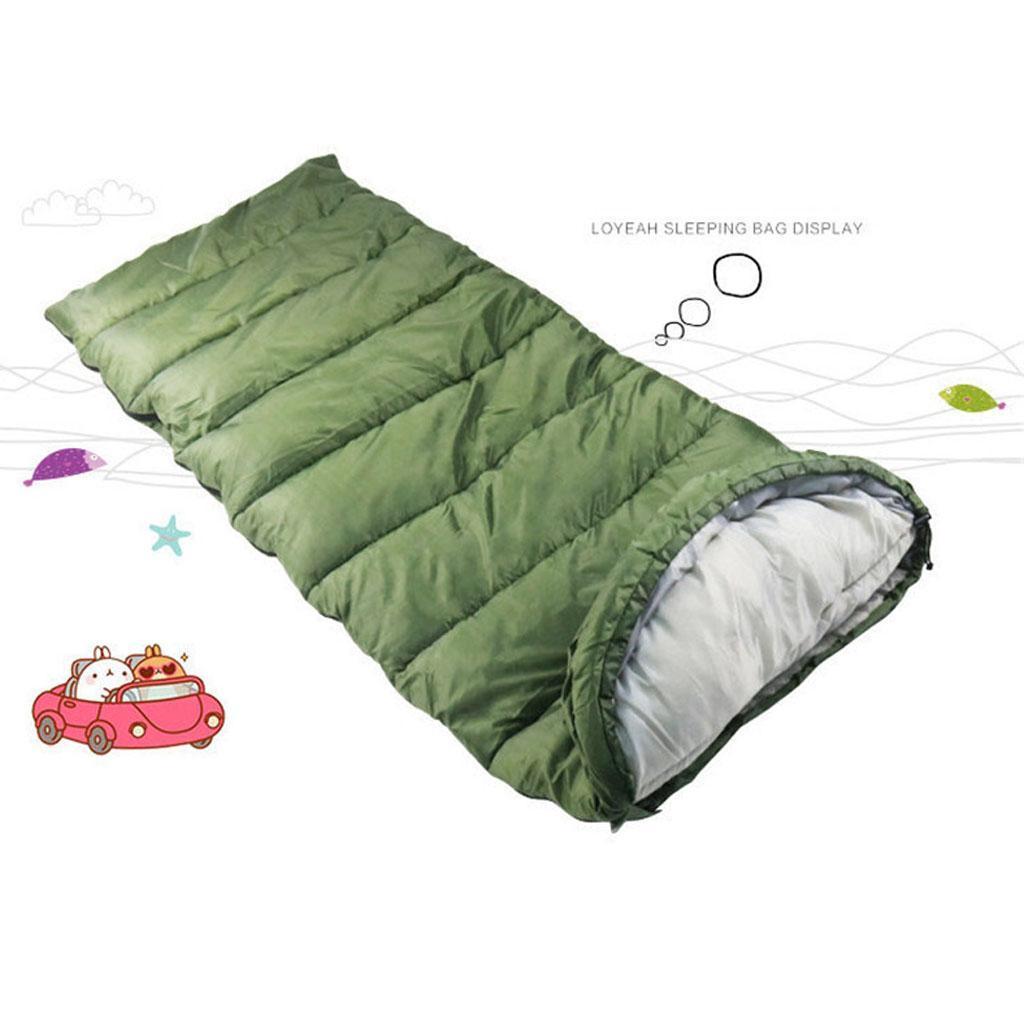 Camping-Sac-de-Couchage-Accessoire-COuchage-de-Plein-Air-Randonnee miniature 10
