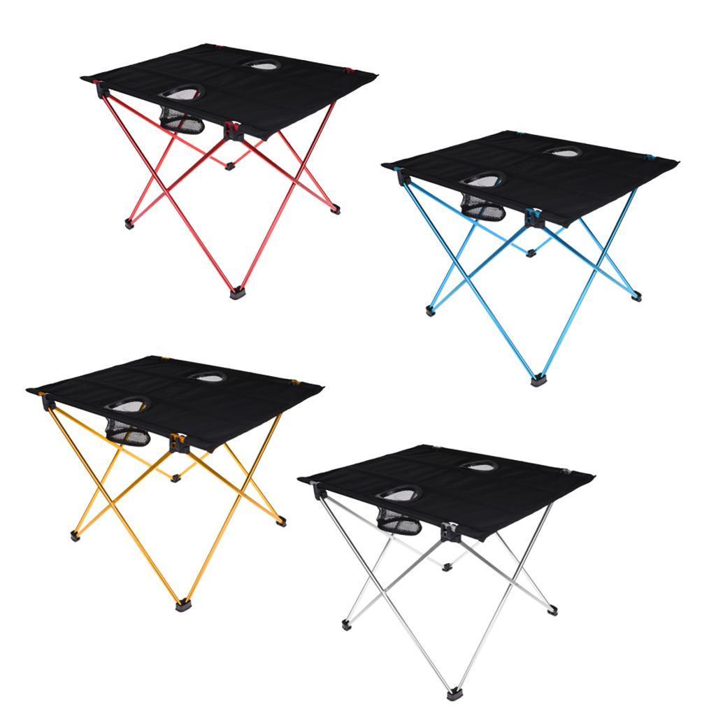 Ultra-light-Portable-Folding-Table-Tavel-Picnic-Desk-Outdoor-Camping-Hiking thumbnail 4