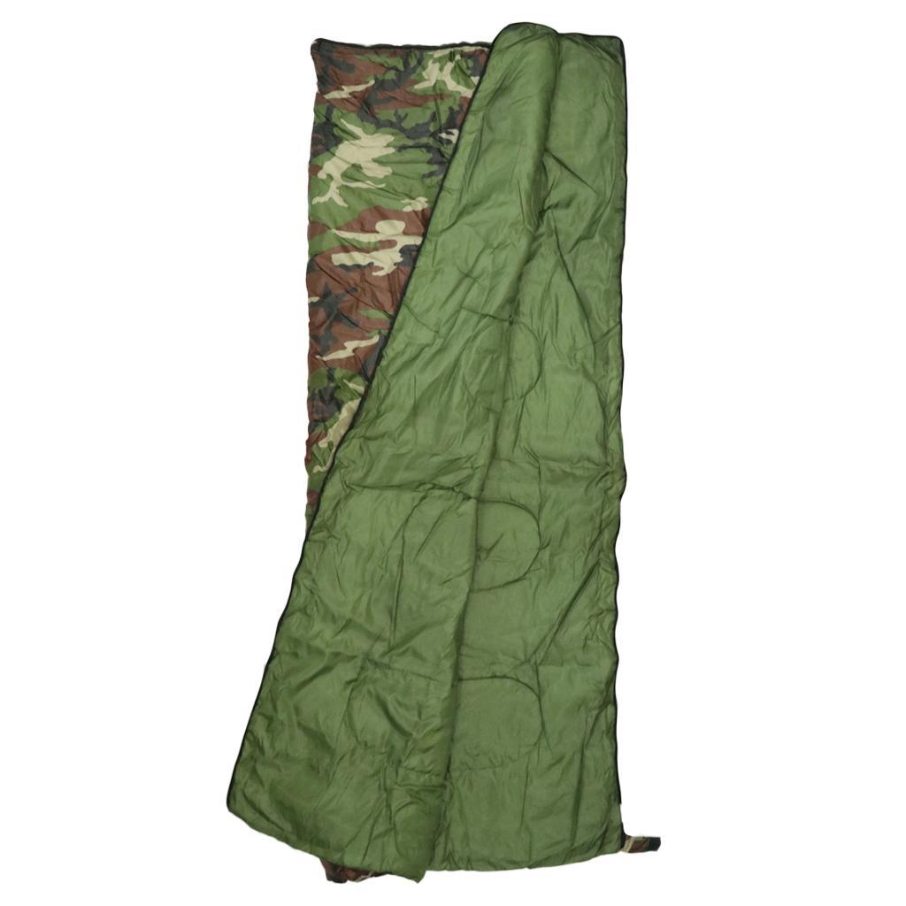 3-SEASON-WATERPROOF-OUTDOOR-CAMPING-HIKING-CASE-ENVELOPE-SINGLE-SLEEPING-BAG thumbnail 5