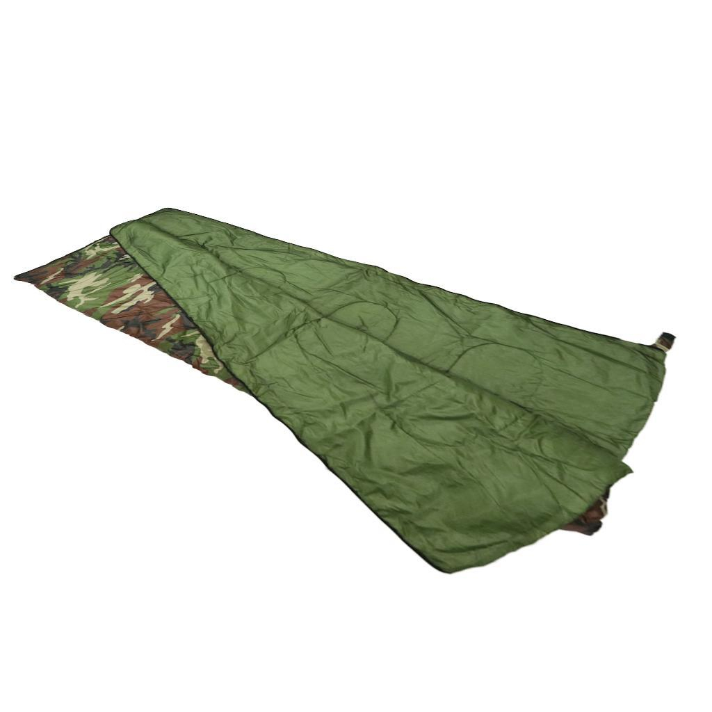3-SEASON-WATERPROOF-OUTDOOR-CAMPING-HIKING-CASE-ENVELOPE-SINGLE-SLEEPING-BAG thumbnail 6