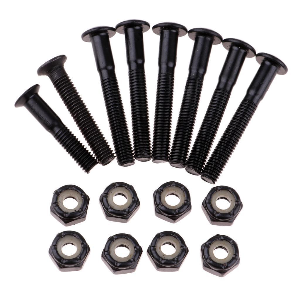 Set-di-8-pezzi-in-acciaio-al-carbonio-Materiale-skateboard miniatura 8