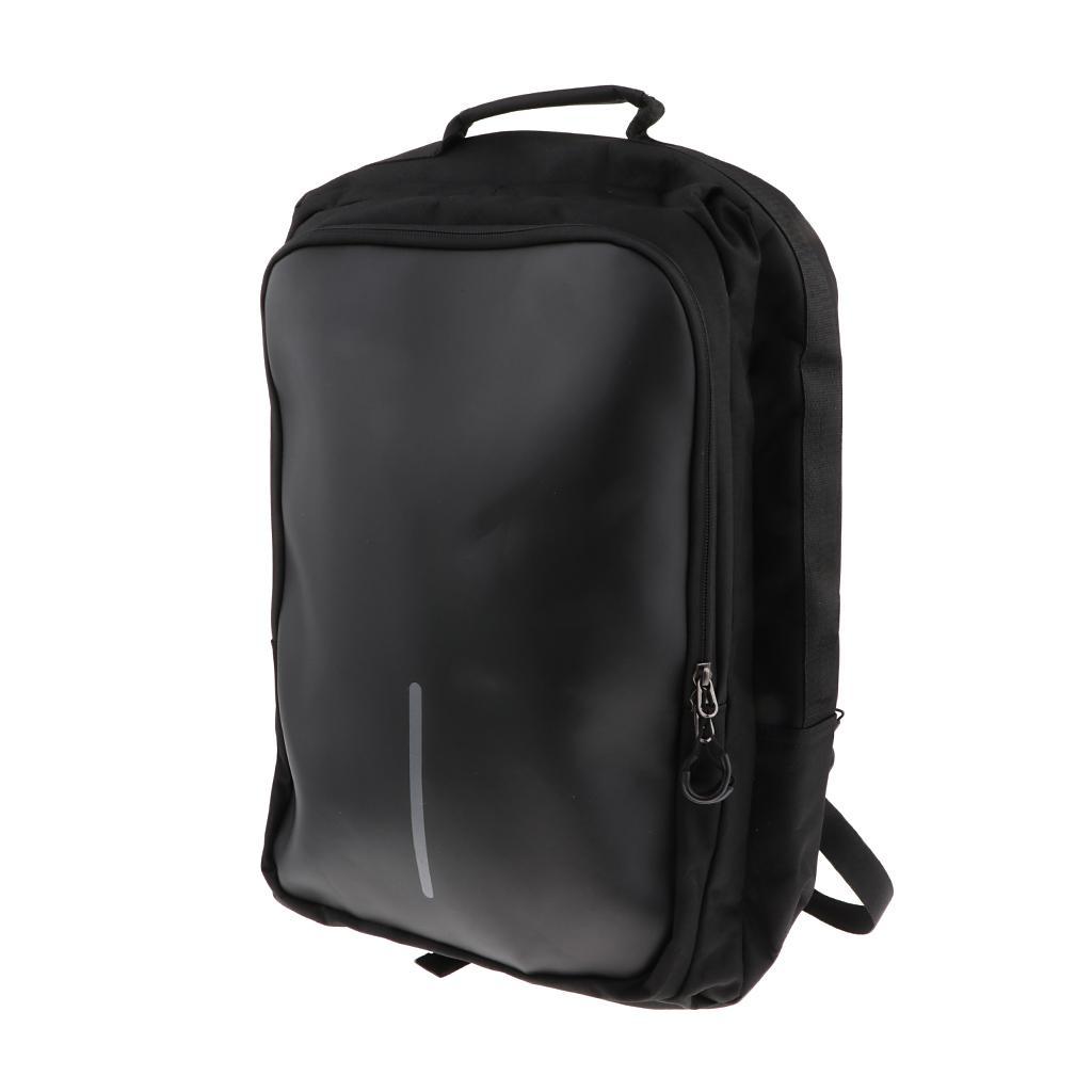 Détails sur Sacoche pour ordinateur portable sac à dos de voyage étanche avec sac