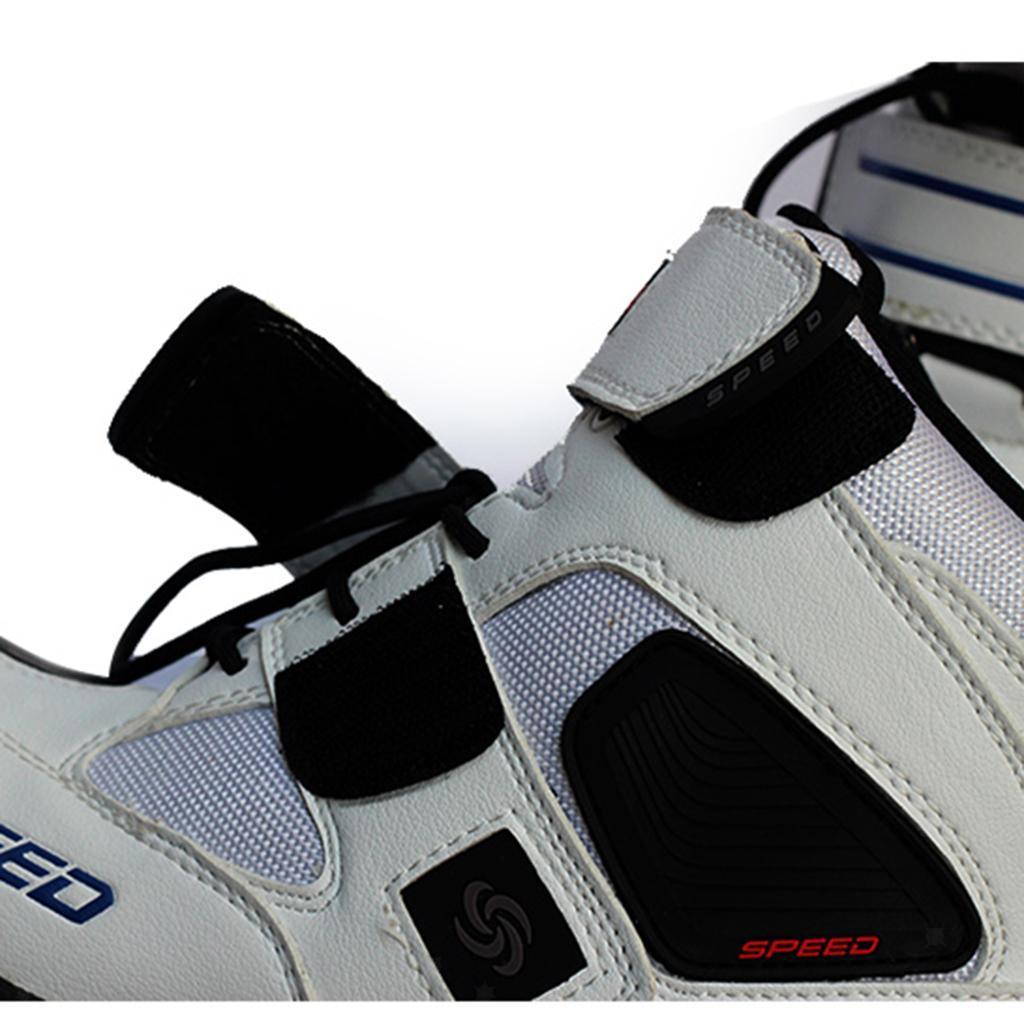 paio-di-scarpe-sportive-da-corsa-per-moto-da-corsa-impermeabili miniature 4