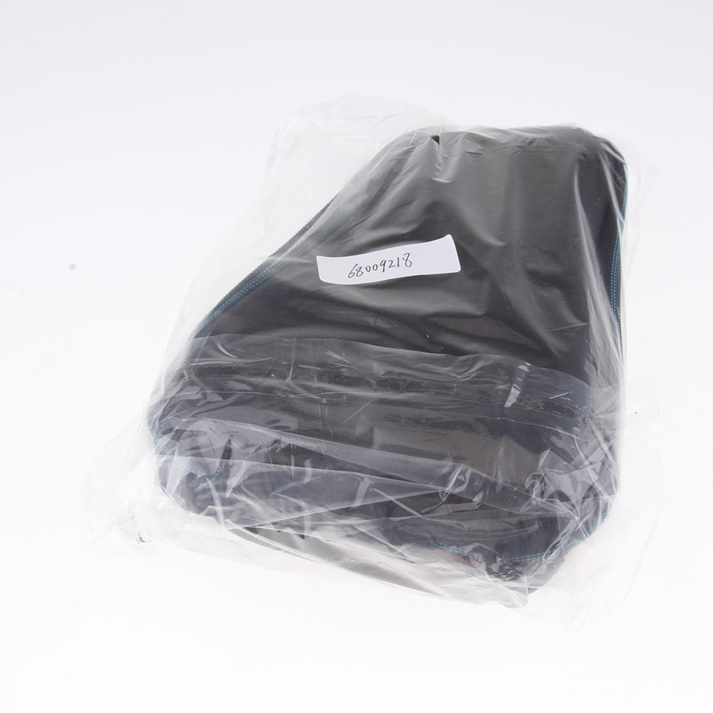 Premium Carrying Case Travel Bag for DYMO PT-E100 Label Maker, Black