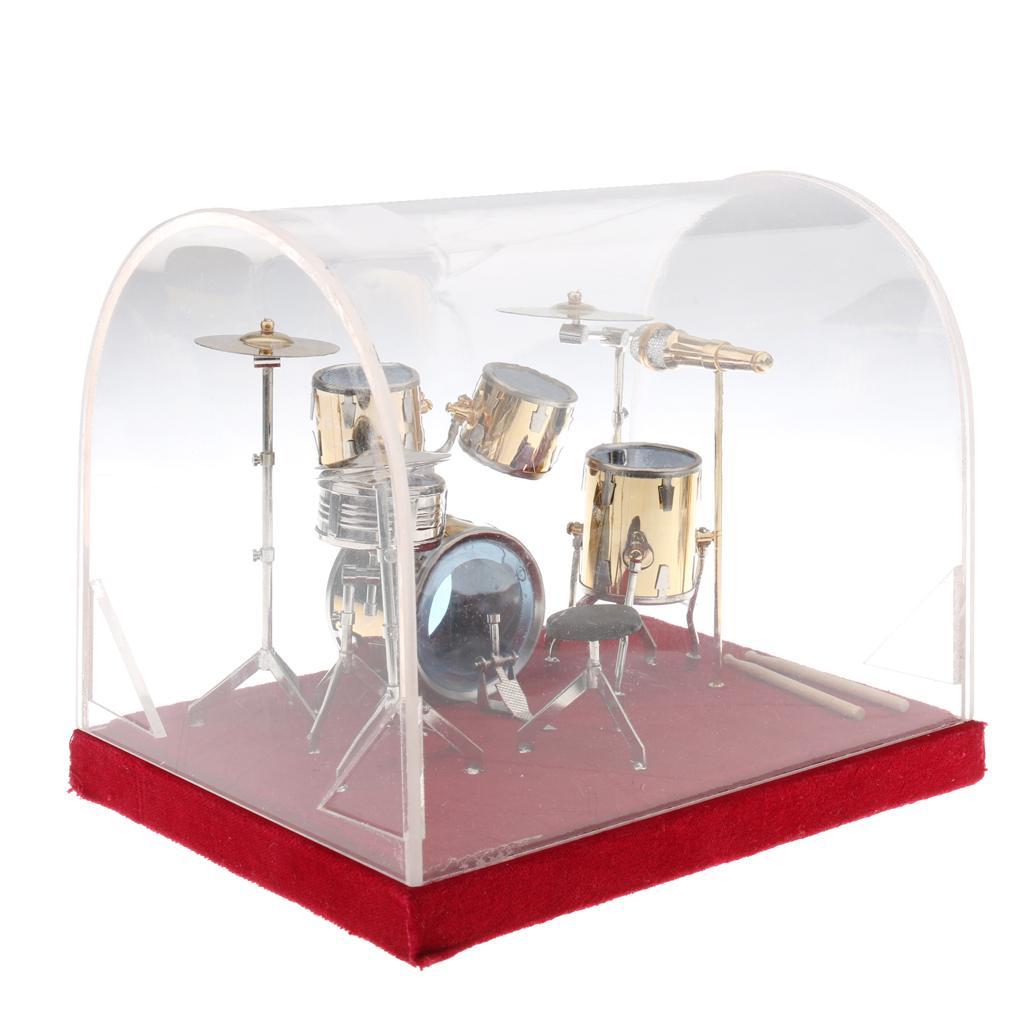 24  15  16  cm Rame DRUM KIT display scatola Set modellolo per bambola azione  prezzo all'ingrosso