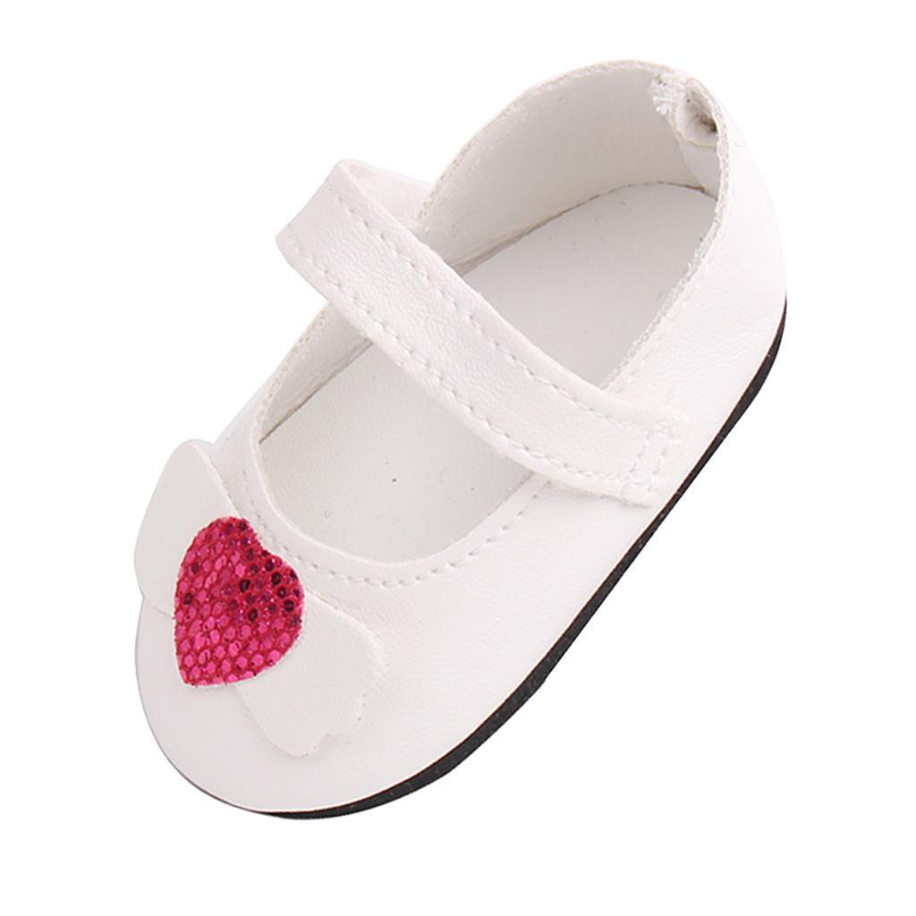 Poupee-Chaussure-Pour-18-Pouces-Fille-Americaine-Cadeaux-de-Noel miniature 13