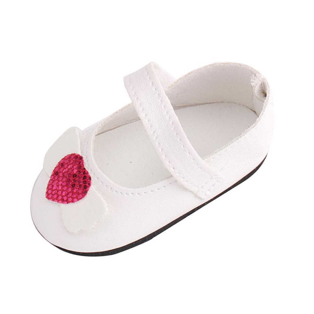 Poupee-Chaussure-Pour-18-Pouces-Fille-Americaine-Cadeaux-de-Noel miniature 14