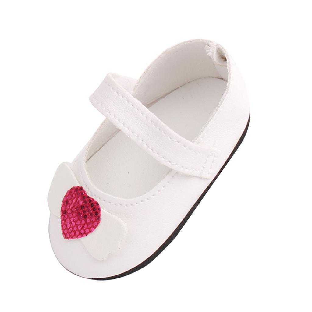 Poupee-Chaussure-Pour-18-Pouces-Fille-Americaine-Cadeaux-de-Noel miniature 15