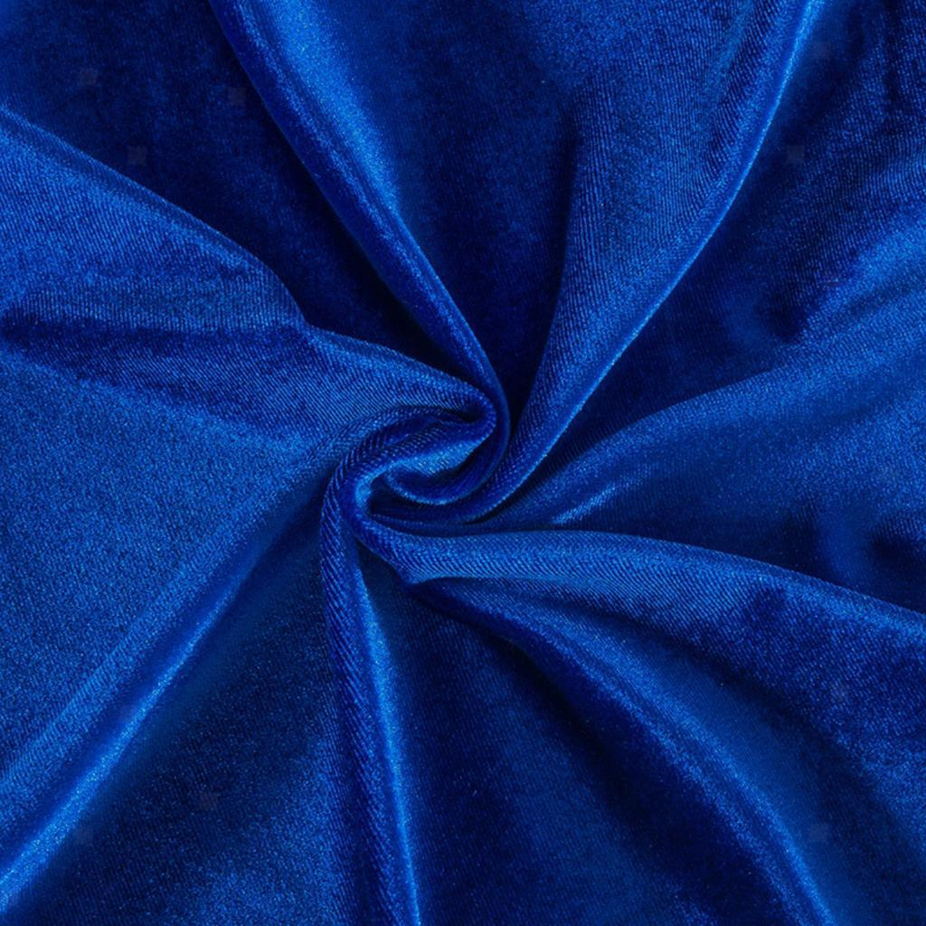 Dining Room Chair Cushion Covers: Universal Soft Velvet Stretch Wedding Dining Room Chair