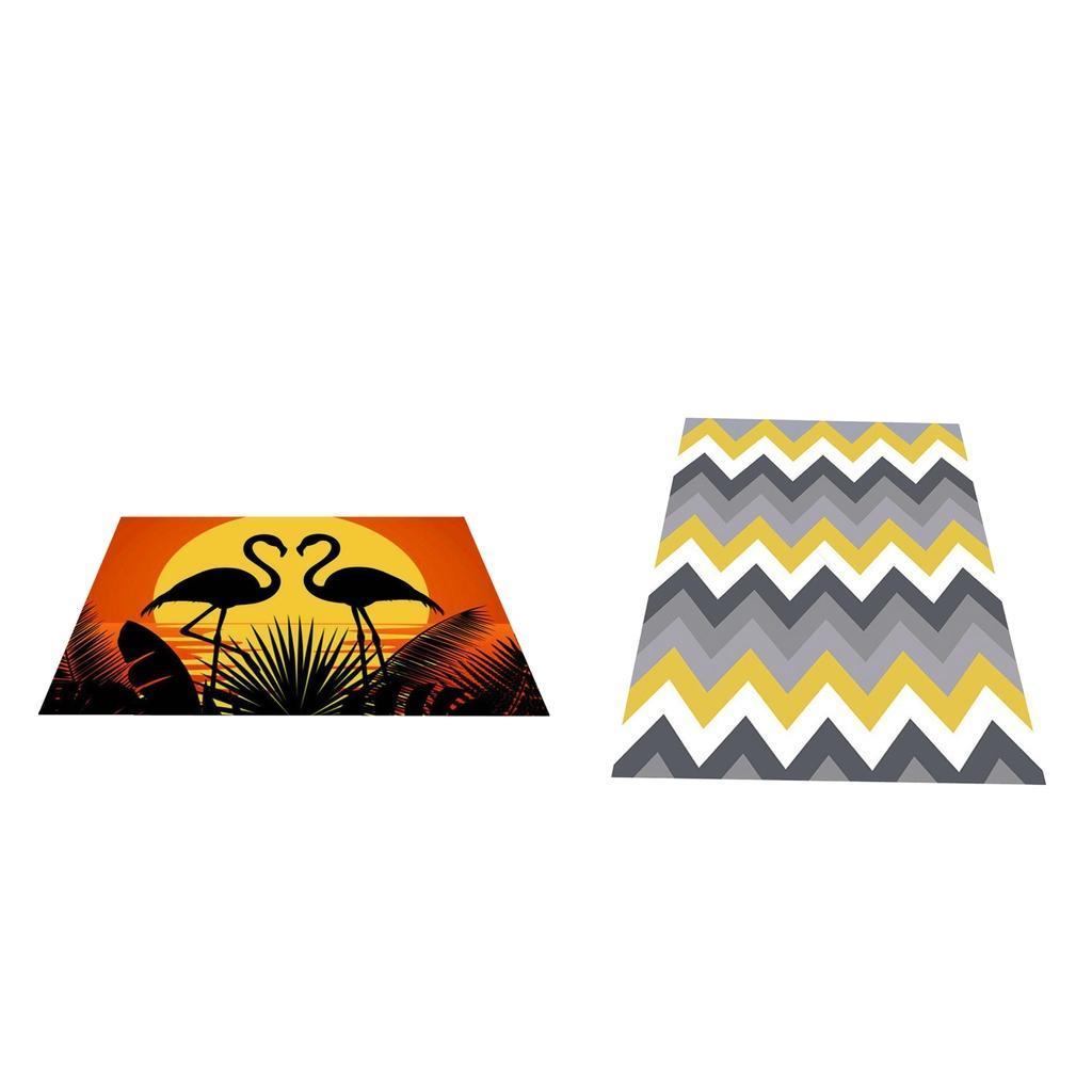 Tappetini-per-tappeti-Tappetini-3D-con-stampa-lavabile-senza-poliestere miniatura 5