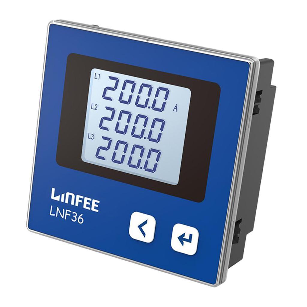 Intelligent Electric Energy Meter 3