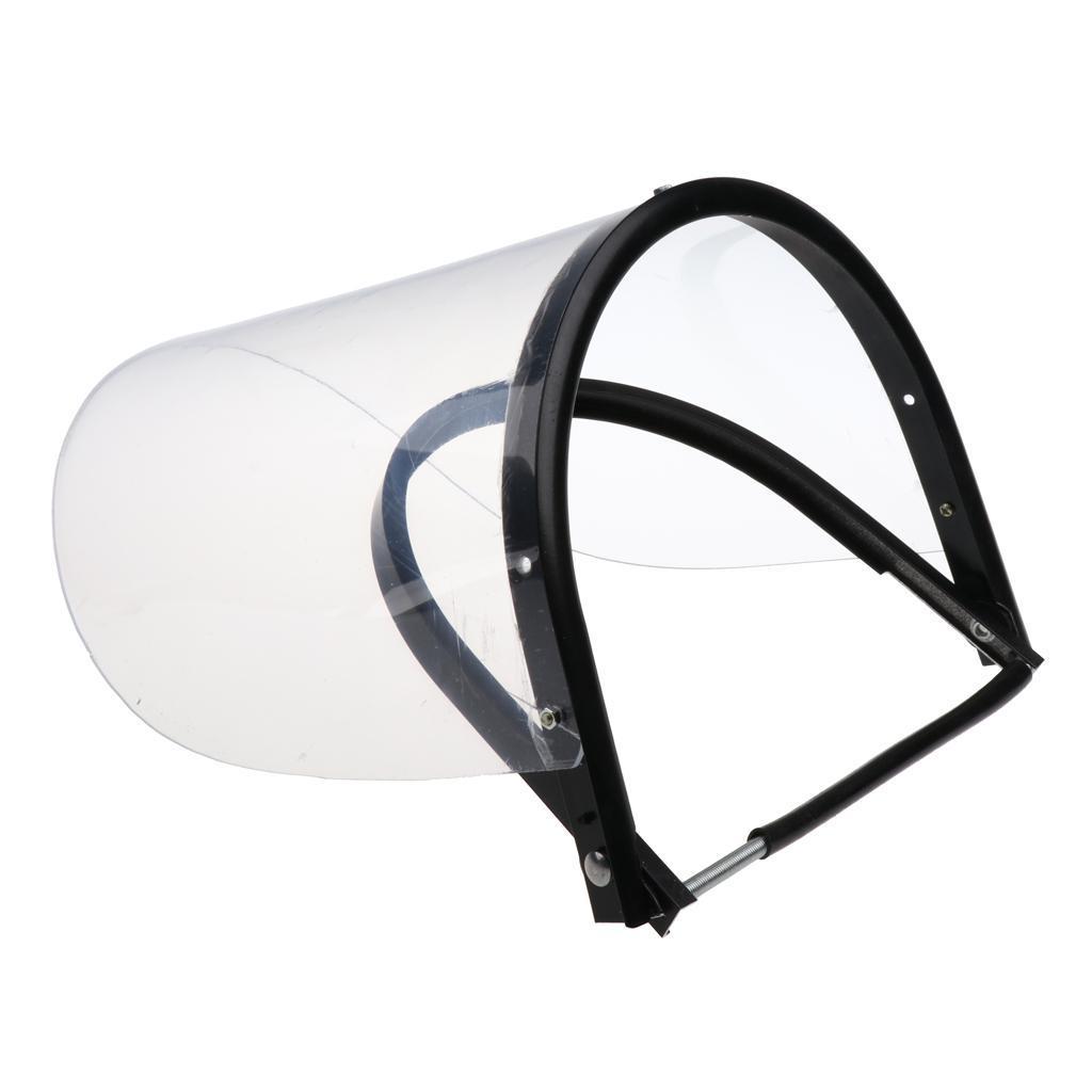 Ecran-facial-pour-la-construction-de-soudure-de-casque-de-protection-de miniature 4