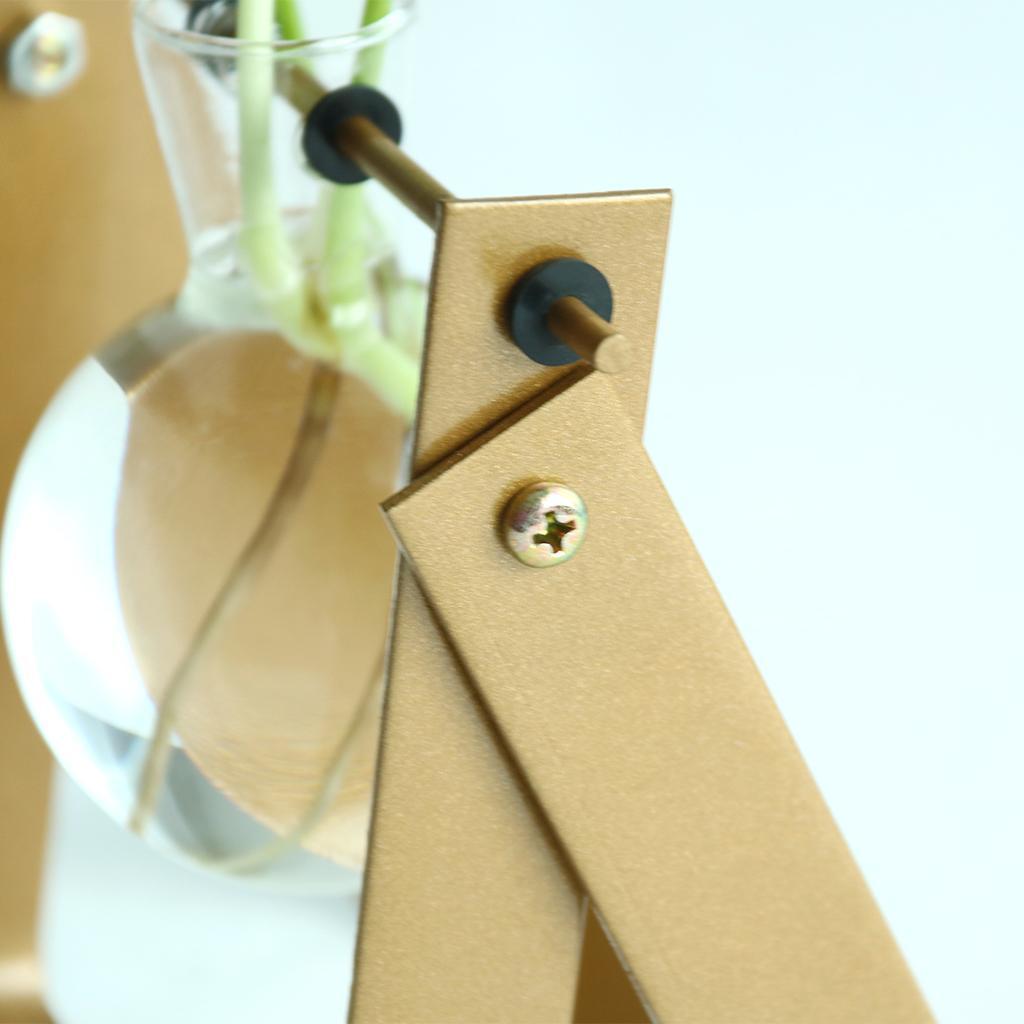Vase-Boule-Suspension-de-plantes-en-verre-Container-a-Fleurs-Maison-Jardin-Decor miniature 9