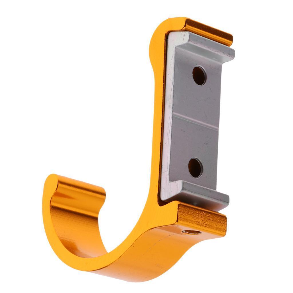 miniatura 18 - Attaccapanni-a-parete-per-montaggio-a-parete-con-gancio-appendiabiti-singolo