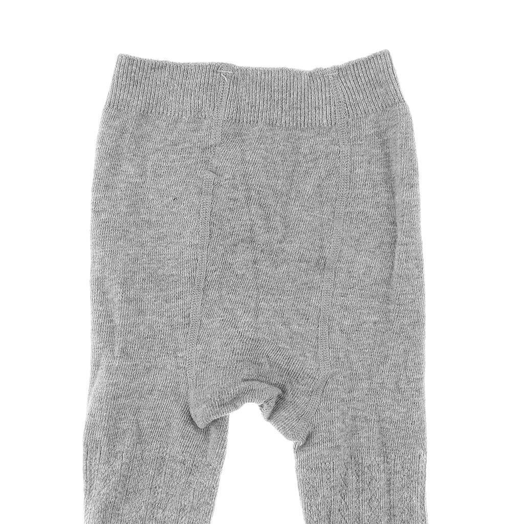 Collants-Bebe-Filles-Hiver-Coton-Tricote-Losange-Elastique-Antiderapant miniature 4
