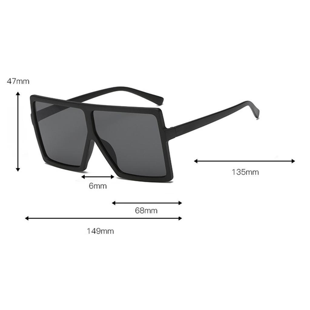 Sportbrille-Polarisierte-Sonnenbrille-Fahrerbrille-UV400-Schutz-fuer-Wandern Indexbild 7