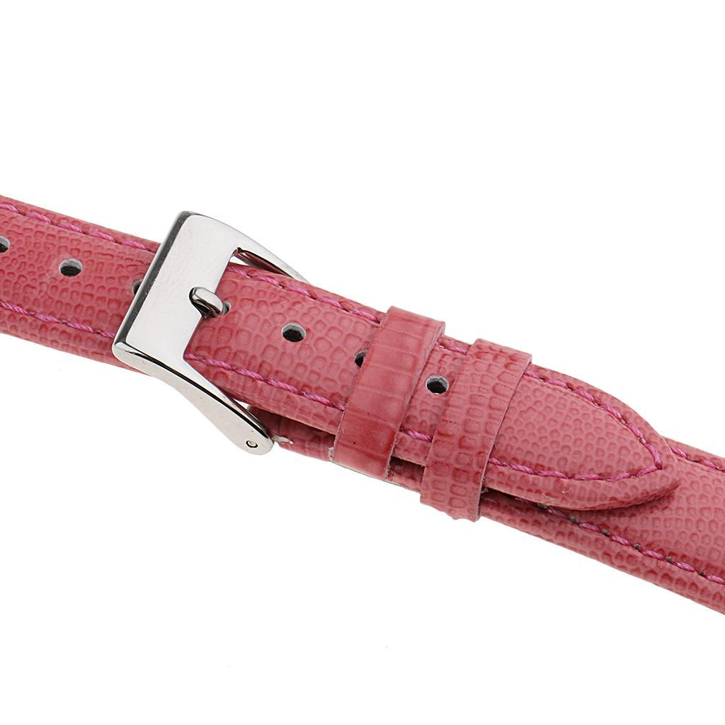 Luxury-Genuine-Leather-Strap-Replacement-Watch-Bands-12mm-20mm-Watchmaker-Repair thumbnail 112