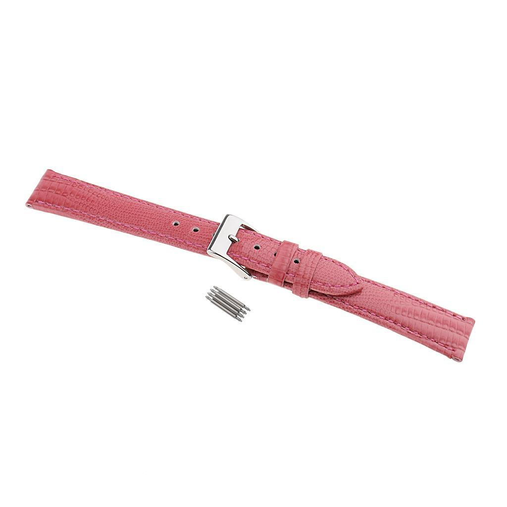 Luxury-Genuine-Leather-Strap-Replacement-Watch-Bands-12mm-20mm-Watchmaker-Repair thumbnail 113