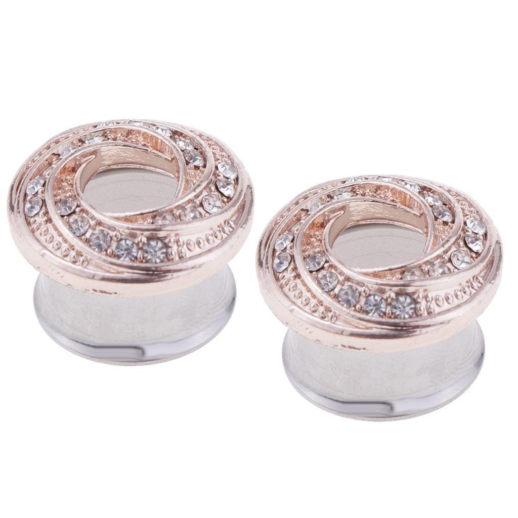 Piercing-per-orecchio-in-acciaio-inossidabile miniatura 19