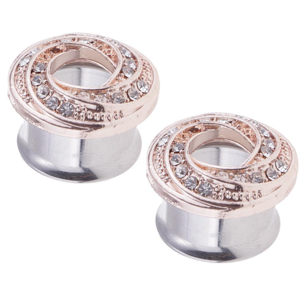 Piercing-per-orecchio-in-acciaio-inossidabile miniatura 17