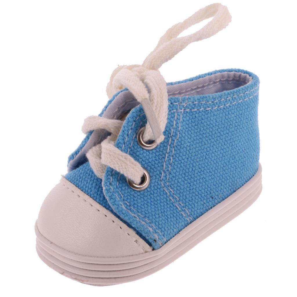New-Cute-Pair-of-Doll-Shoes-for-18-039-039-American-doll-AG-Dolls-Clothes-Accessories thumbnail 17