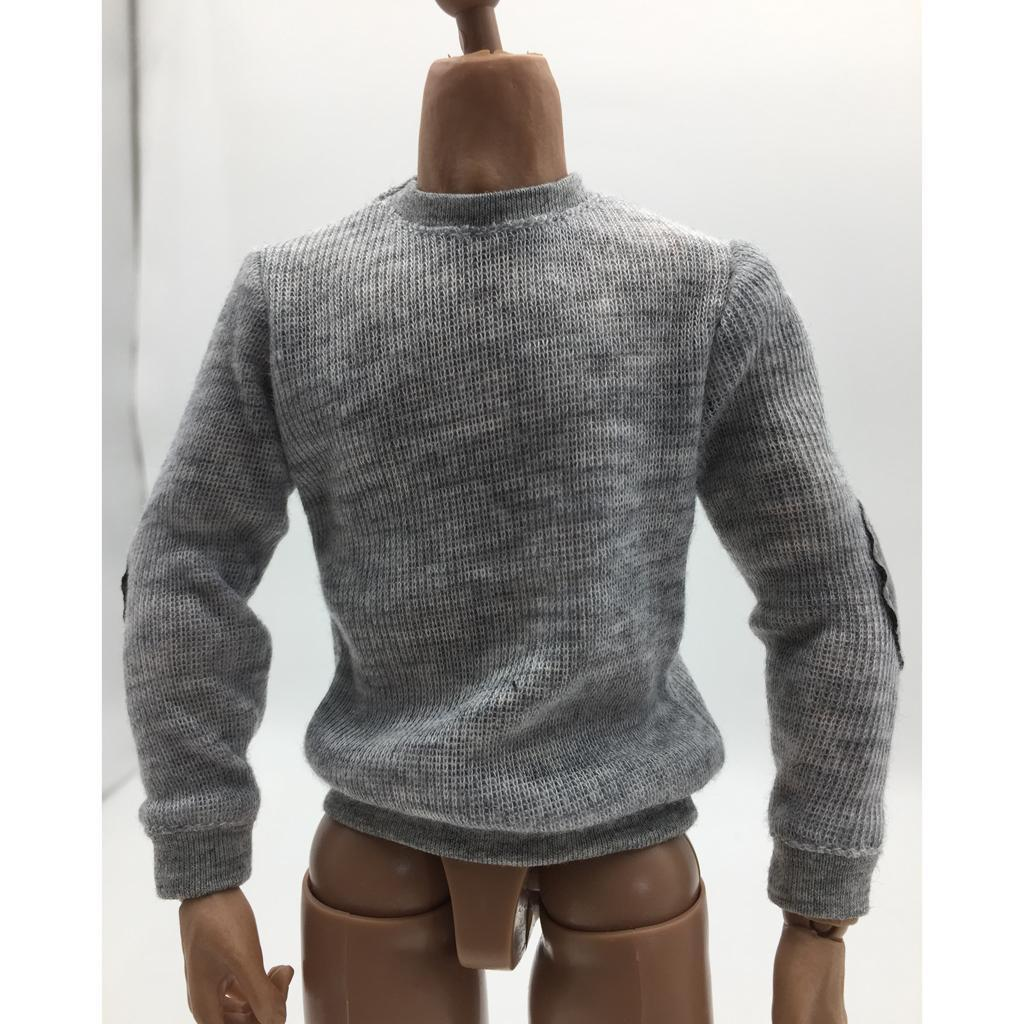 1-6-Scale-Jacket-Hoodie-T-shirt-Jeans-Accessories-for-12-039-039-Figure-Hot-Toys miniature 50