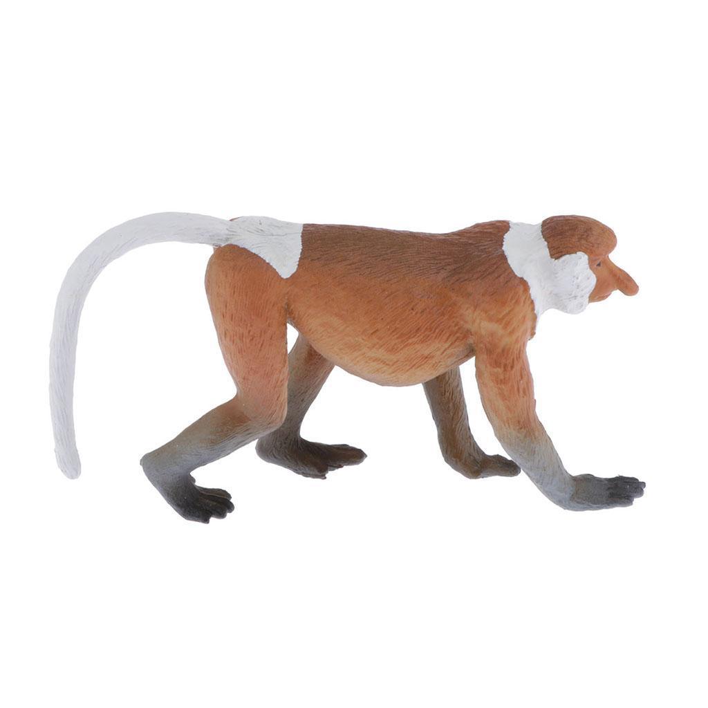 Lifelike-Mini-Animals-Figures-Models-Kids-Toys-Home-Decors-Children-Gifts thumbnail 8