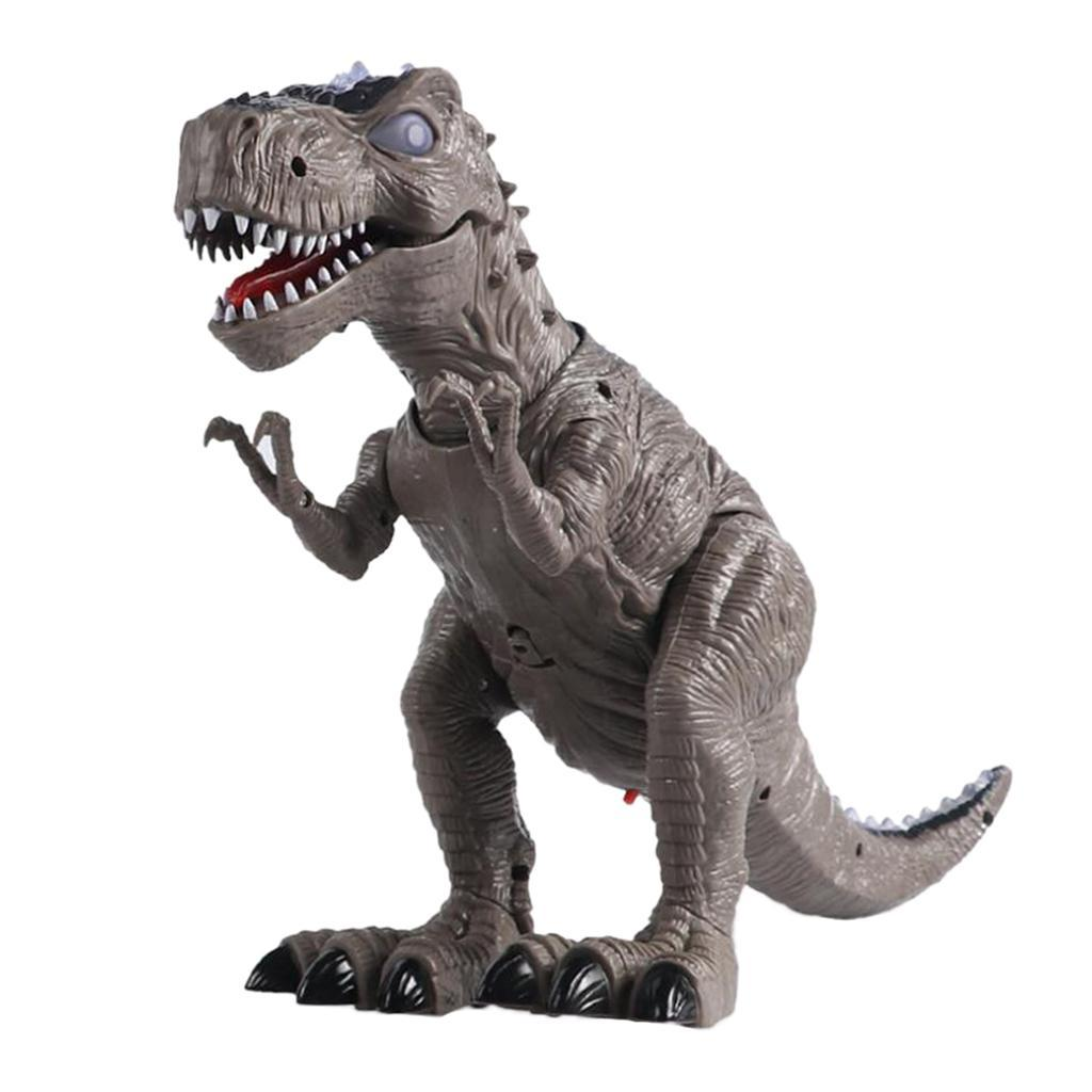 Dinosaur-Model-Figure-Toy-Tyrannosaurus-Model-Explore-the-Unknown-World thumbnail 6
