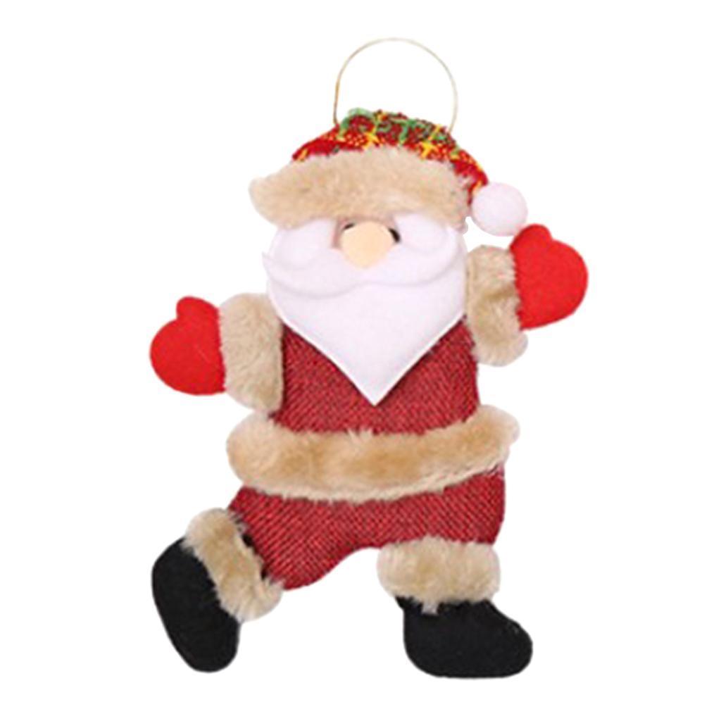 Decorazioni Natalizie Per La Camera ciondoli bambole di natale bel regalo per le decorazioni