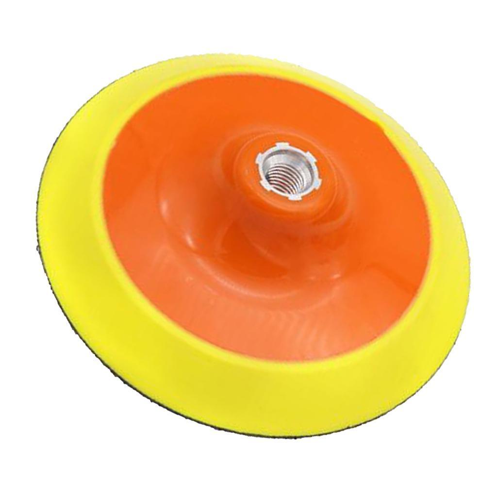 Electric-Hook-and-Loop-Backing-Pad-Fits-for-Car-Waxing-Polishing-Grinding thumbnail 18